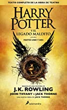 Harry Potter y el legado maldito / Harry Potter and the Cursed Child (Spanish Edition)