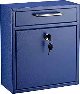 Best blue collection mailbox Reviews