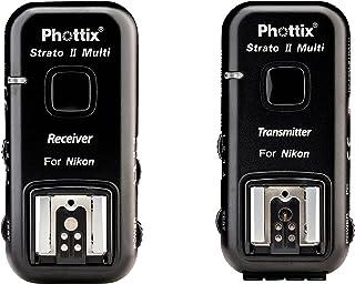 Phottix Strato II Multi 5-in-1 Wireless Flash Trigger Set for Nikon