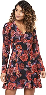 Cooper St Women's Verona Long Sleeve Mini Dress