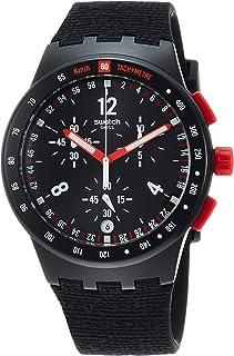 """[スウォッチ]SWATCH 腕時計 New Chrono PlasticニュークロノプラスチックSTAND HALL (スタンド・ホール) ユニセックス""""SUSB411 SUSB411 メンズ 【正規輸入品】"""