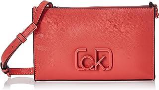 Calvin Klein Signature Ew Crossbody Luggage & Travel Gear, Red, 24 cm - K60K606504