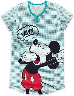 ديزني ميكي ماوس قميص نوم للنساء متعدد الألوان Medium-Large