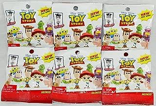 (Bundle of 6) Disney Pixar Toy Story Blind Pack 2