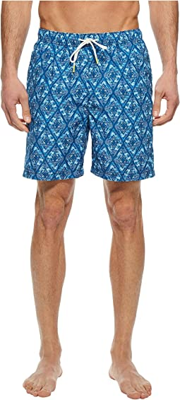 Tommy Bahama Naples Deepwater Diamond Swim Trunk