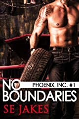 No Boundaries: Phoenix Inc. (Men of Honor Book 7) Kindle Edition