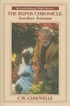 The Rufus Chronicle: Another Autumn