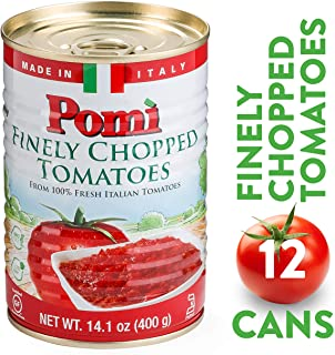Pomì Finely Chopped Tomatoes Can, 14.1 oz, 12 Pack