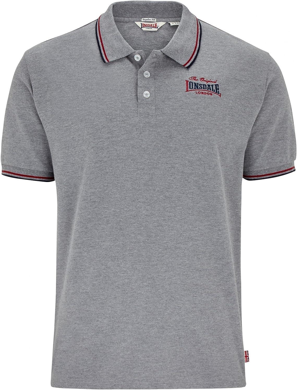 Lonsdale Burton Camisa para Hombre