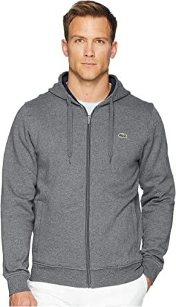 Full Zip Hoodie Fleece Sweatshirt