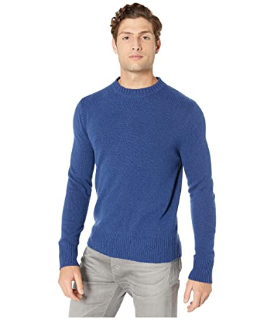 J.Crew Merino Nylon Crew (Night Sky) Men