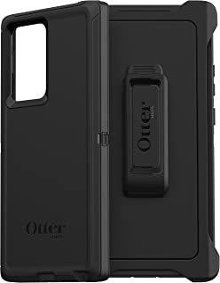 OtterBox Defender Series, Rugged Protection for Samsung Galaxy Note 20 Ultra - Black (77-65692) - Non-Retail Packaging