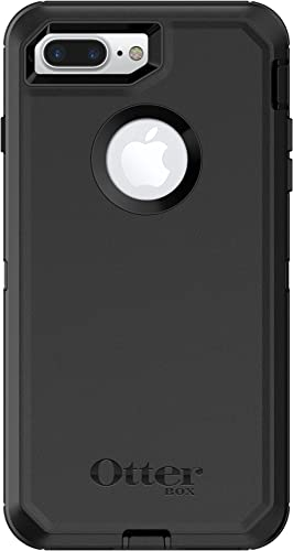Otterbox 77-61661 Defender Series Case for Apple iPhone 7 Plus / 8 PlusBlack