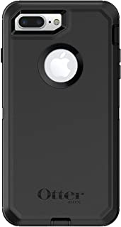 Otterbox Defender Series Case for Iphone 8 Plus & Iphone 7 Plus  - Retail Packaging - Black
