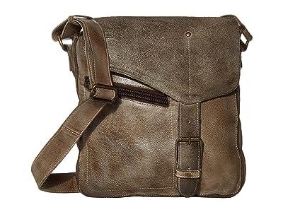 Bed Stu Venice Beach (Taupe MD) Cross Body Handbags