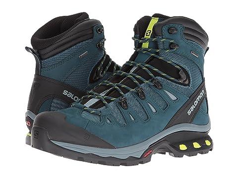 Salomon Shoes , MALLARD BLUE/REFLECTING POND/ACID LIME