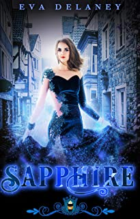Sapphire: A paranormal romantic comedy (Jewels Cafe)