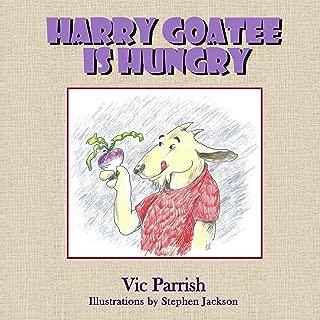 Harry Goatee Is Hungry