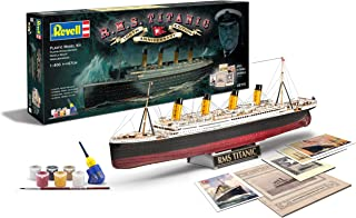 Revell-100 Years Titanic Maqueta Barco, 12+ Años,