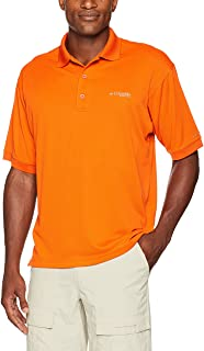 Columbia Men's Perfect Cast Polo Shirt, Moisture Wicking