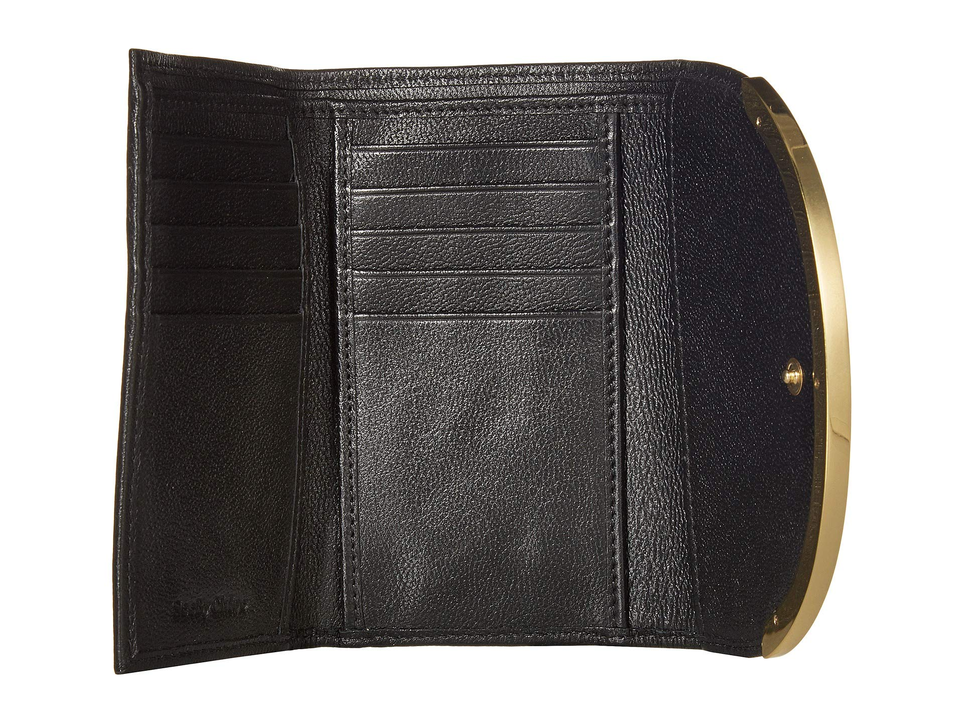 Wallet See Brady Black By Chloe Medium qBfZIw