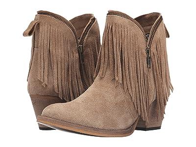 Dingo Ju Ju (Taupe) Cowboy Boots