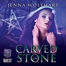Carved in Stone: Protectors of Magic, Book 2