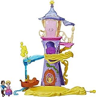 Hasbro Disney Princess Rapunzel Deluxe Playset, Multi-Colour, E1700EU40