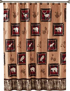 Best country log cabin curtains Reviews
