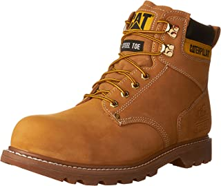 Men's Second Shift Steel Toe Work Boot