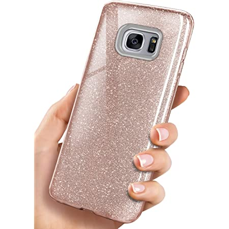 Oneflow Glitzer Hülle Kompatibel Mit Samsung Galaxy S7 Elektronik