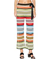 Mary Katrantzou - Rego Trousers Fira Stripe Knit