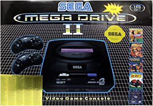 SEGA MEGA DRIVE WITH 368 BUILT-IN CLASSIC GAMES