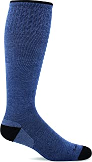 Sockwell Men's Elevation Firm Graduated Compression Sock