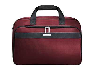 Briggs & Riley Transcend VX Clamshell Cabin Bag (Merlot Red) Bags
