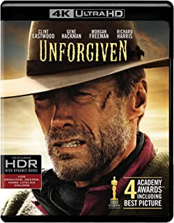 Unforgiven (1992) (4K Ultra HD)