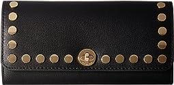 MICHAEL Michael Kors - Rivington Stud Large Wallet