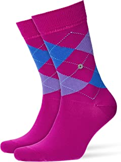 BURLINGTON Women's Queen Socks - Cotton Rich, Multiple Colours, One size only (UK 3.5-7 Ι EU 36-41), 1 Pair - Ankle socks ...