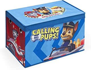 Delta Children Fabric Toy Box, Nick Jr. PAW Patrol