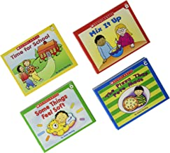 60 Scholastic Little Leveled Readers Learn to Read Preschool Kindergarten First Grade Children's Book Lot (15 Books Each in Levels A, B, C, and D) by Maria Fleming (2003) Paperback