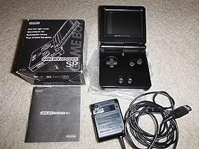 Nintendo Gameboy Advance Sp Onyx Black AGS-001