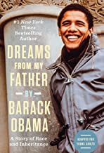 Dreams from My Father (Adapted for Young Adults): A Story of Race and Inheritance