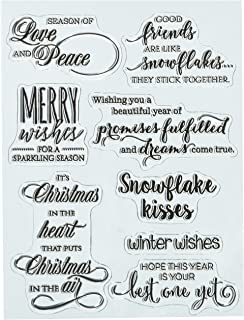 penny black 40-649 Cling Stamp Gray