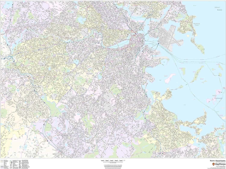 Boston Massachusetts - Landscape 48