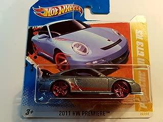 Hot Wheels 2011, 2011 HW Premiere 36/50, Porsche 911 GT3 RS, Short Card 36/244