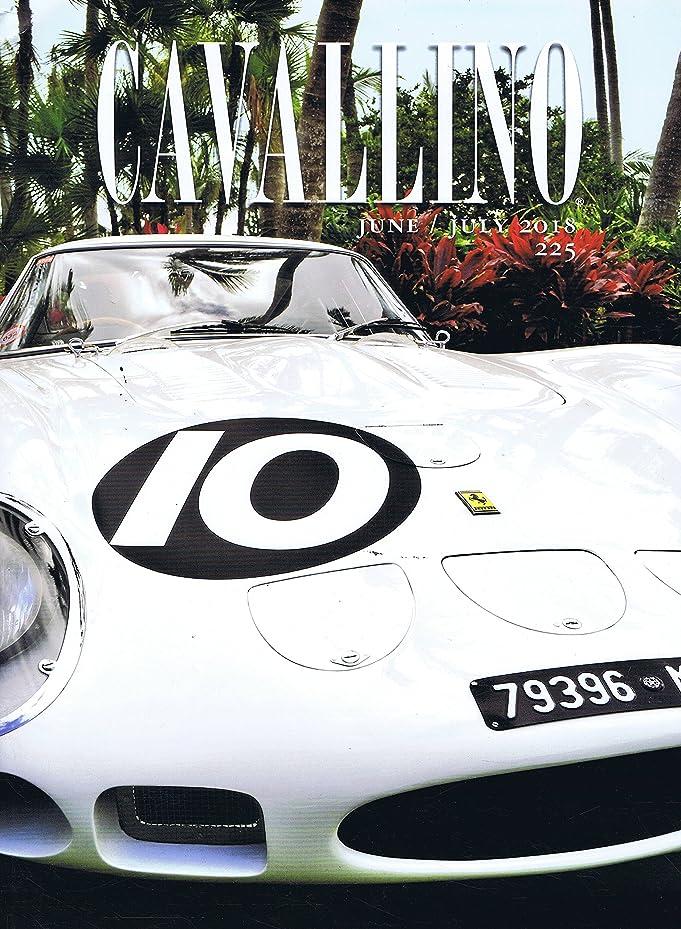 ズーム僕の農学Cavallino [US] June - July 2018 (単号)