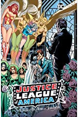 Justice League of America: The Wedding of the Atom and Jean Loring (Justice League of America (1960-1987)) Kindle Edition