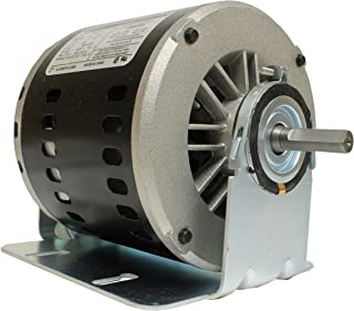 A.O. Smith SVB2034B 1/3-1/10 HP, 1725/1140 RPM, 56Z Frame, Reversible Rotation, 1/2-Inch by 1-5/8-Inch Flat Shaft Evaporative Cooler Motor