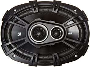 2 New Kicker 43DSC69304 D-Series 6×9 360 Watt 3-Way Car Audio Coaxial Speakers