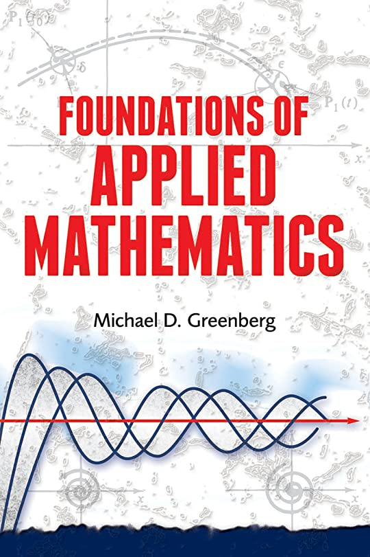 血まみれのネコ運命的なFoundations of Applied Mathematics (English Edition)